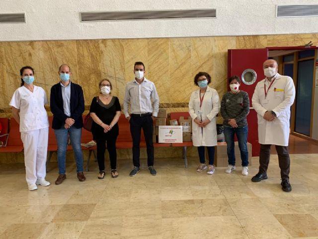 La Asociación de Diabéticos de Lorca y su comarca (ADILOR) dona 130 glucómetros a los centros de salud del municipio - 1, Foto 1
