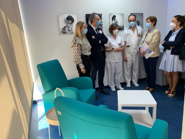 El centro de salud de Cehegín estrena una sala de lactancia materna - 1, Foto 1