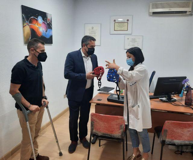 El Ayuntamiento apoya el nuevo proyecto de Amdem para mejorar la autonomía de las personas con esclerosis múltiple - 1, Foto 1