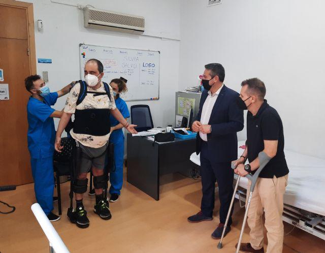 El Ayuntamiento apoya el nuevo proyecto de Amdem para mejorar la autonomía de las personas con esclerosis múltiple - 2, Foto 2