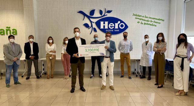 Los voluntarios de Hero España contribuyen a dos proyectos de Cruz Roja para atención a la infancia - 2, Foto 2