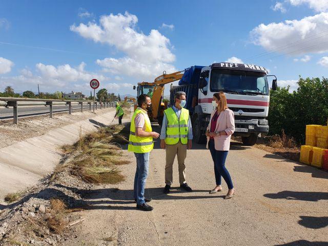 Invierten más de 227.000 euros en la mejora de la seguridad de la carretera que une Abanilla con Fortuna - 1, Foto 1