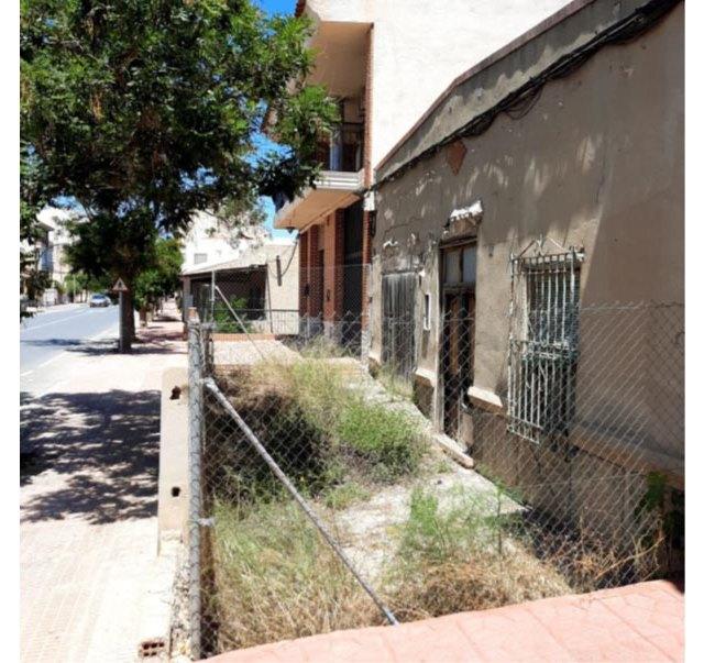 Denuncian el estado ruinoso de una vivienda en Javalí Nuevo - 1, Foto 1