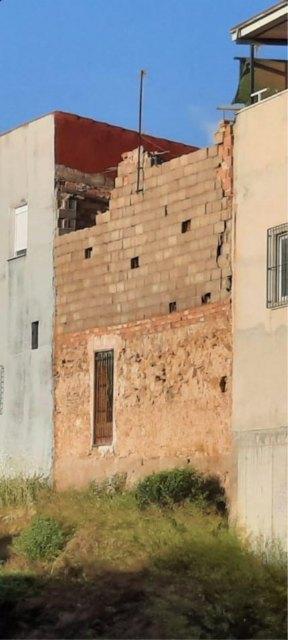 Denuncian el estado ruinoso de una vivienda en Javalí Nuevo - 2, Foto 2