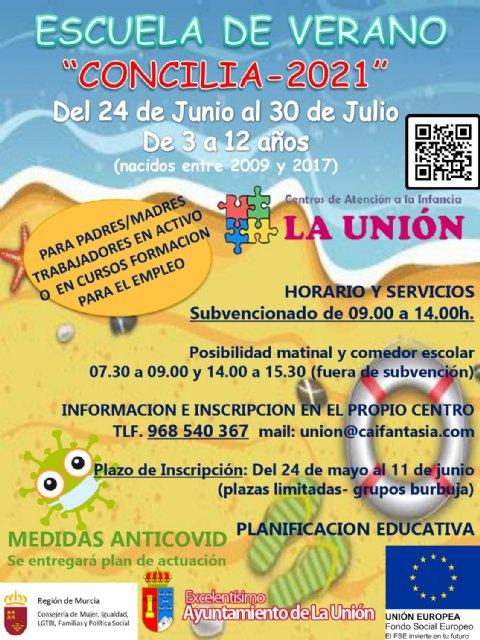 El Ayuntamiento oferta una Escuela de Verano de conciliación para padres y madres trabajadores - 1, Foto 1