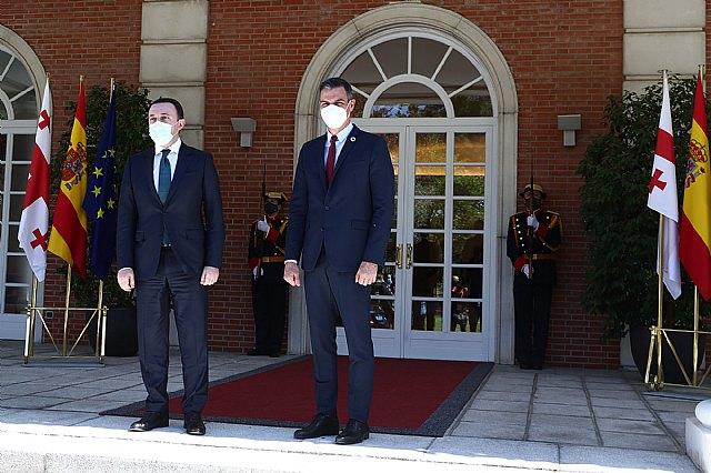 España apuesta por profundizar su relación bilateral con Georgia - 2, Foto 2