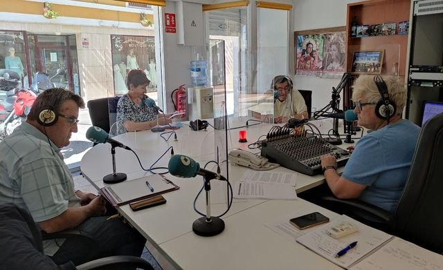 Tertulia COPE Espuña 20/05/2021, Foto 1