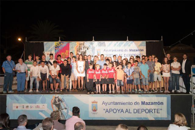 La XV Gala del Deporte premia a los mejores de la temporada - 1, Foto 1