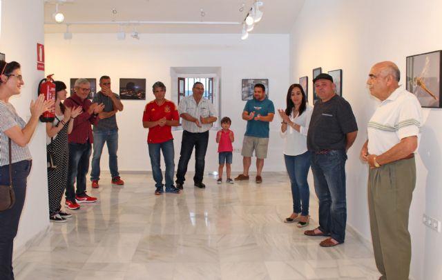 El artista lumbrerense Damián Sánchez expone su muestra Fragmentos en la Casa de los Duendes - 1, Foto 1