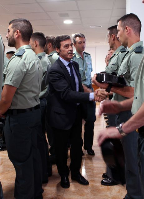 La Guardia Civil incorpora 40 nuevos agentes a la Región de Murcia, Foto 1