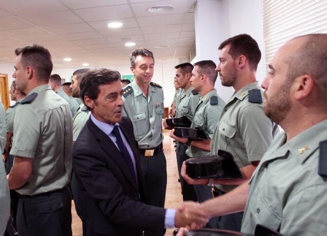 La Guardia Civil incorpora 40 nuevos agentes a la Región de Murcia, Foto 2