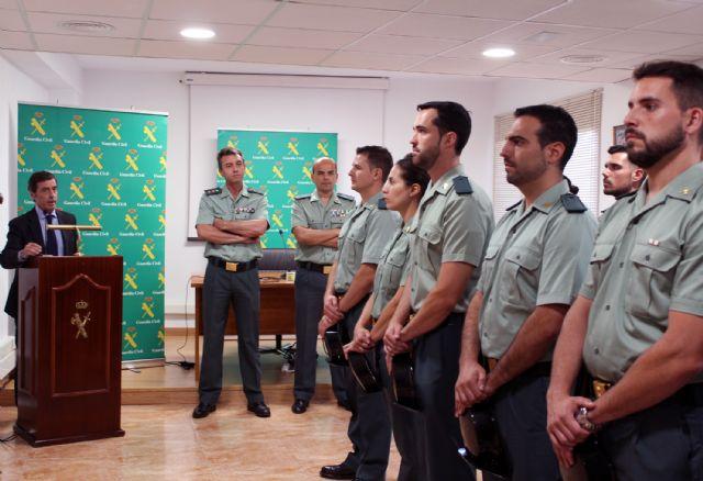 La Guardia Civil incorpora 40 nuevos agentes a la Región de Murcia, Foto 3