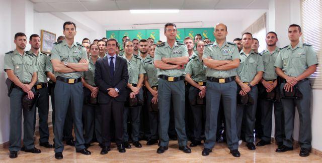 La Guardia Civil incorpora 40 nuevos agentes a la Región de Murcia, Foto 4