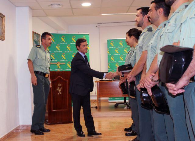 La Guardia Civil incorpora 40 nuevos agentes a la Región de Murcia, Foto 6