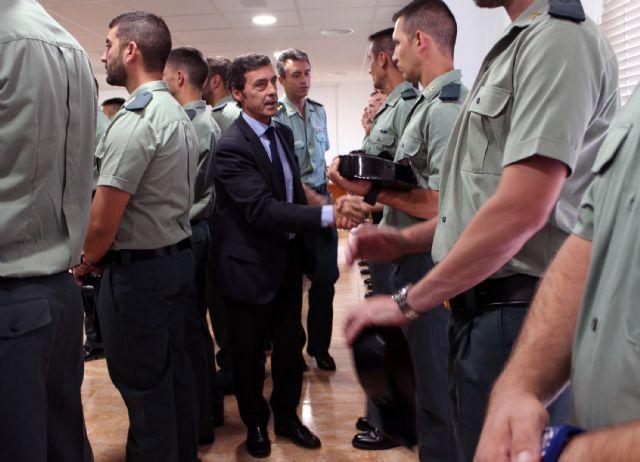 La Guardia Civil incorpora 40 nuevos agentes a la Región de Murcia, Foto 7