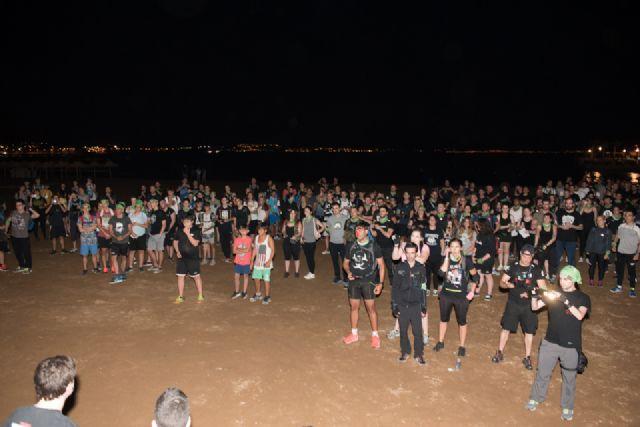 """""""Survival Zombie"""" ambienta la noche de Puerto de Mazarrón - 4, Foto 4"""