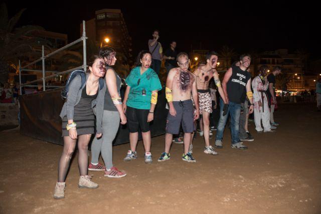"""""""Survival Zombie"""" ambienta la noche de Puerto de Mazarrón - 5, Foto 5"""