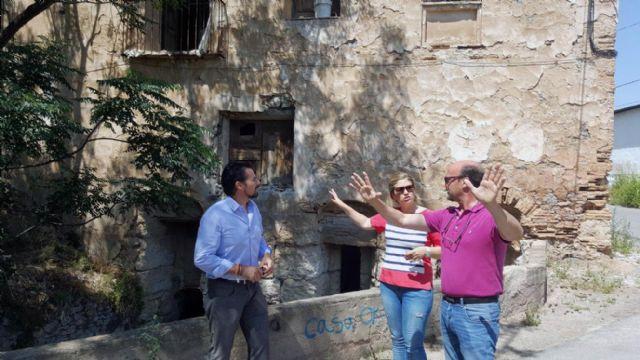 Declaran Bien Inventariado el Molino Alfatego tras la solicitud presentada por el pedáneo de Ciudadanos en El Puntal - 1, Foto 1