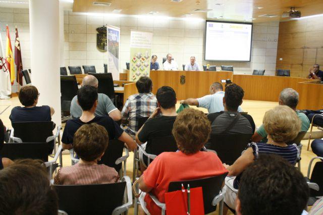 Se da cuenta en el Consejo Municipal de Participación Ciudadana de la convocatoria de ayudas FEADER y las nuevas estrategias de desarrollo local, Foto 2