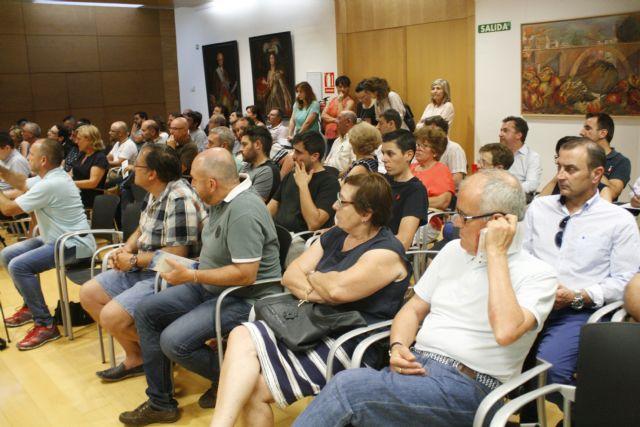 Se da cuenta en el Consejo Municipal de Participación Ciudadana de la convocatoria de ayudas FEADER y las nuevas estrategias de desarrollo local, Foto 3