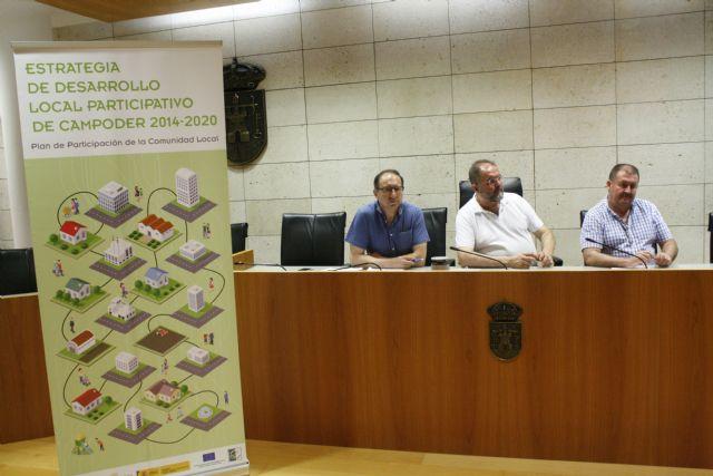 Se da cuenta en el Consejo Municipal de Participación Ciudadana de la convocatoria de ayudas FEADER y las nuevas estrategias de desarrollo local, Foto 4