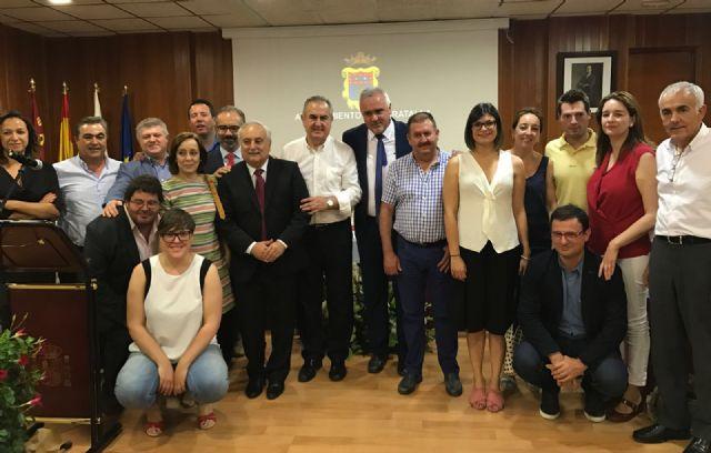 El socialista Jesús Amo, nuevo alcalde de Moratalla - 1, Foto 1