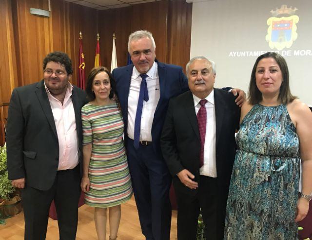 El socialista Jesús Amo, nuevo alcalde de Moratalla - 2, Foto 2