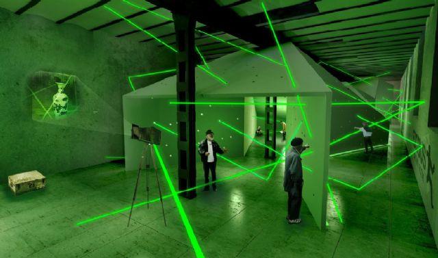 Alumnos de Arquitectura en la UPCT ganan el primer premio nacional de Pladur diseñando una escape room, Foto 1