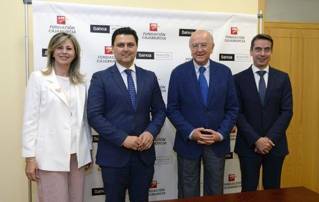 Bankia y Fundación CajaMurcia colaboran con los dos festivales internacionales de San Javier, el de Jazz y el de Teatro, Música y Danza - 1, Foto 1