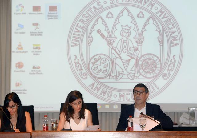 El Claustro de la UMU aprueba otorgar cuatro nuevos doctorados honoris causa - 3, Foto 3
