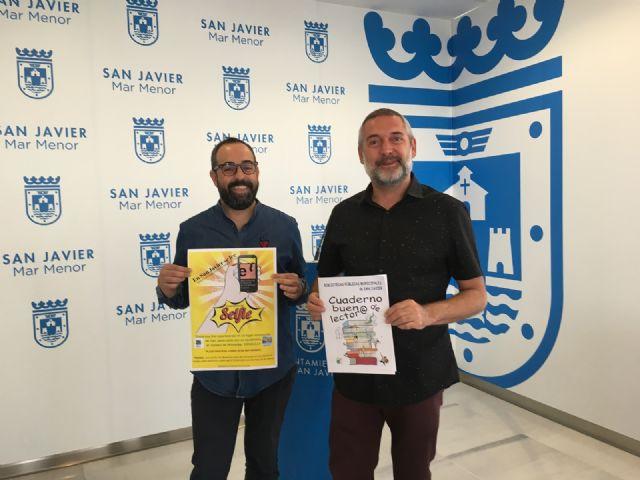 La biblioteca de San Javier refresca el verano con nuevas campañas y actividades para todas las edades - 1, Foto 1