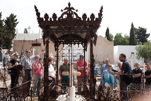 Las visitas guiadas a los cementerios de Mazarrón regresan este verano  al son de la música, Foto 4