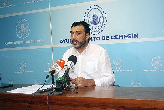 El Grupo Municipal de Ciudadanos en Cehegín acuerda con el PP del municipio que el relevo de la Alcaldía tendrá lugar la primera semana de julio - 1, Foto 1