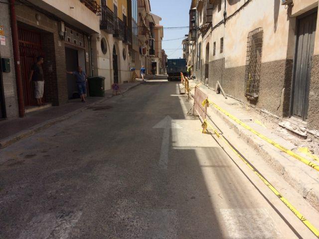 Totana se adjudica el contrato de las obras de for Calle prado redondo zamora
