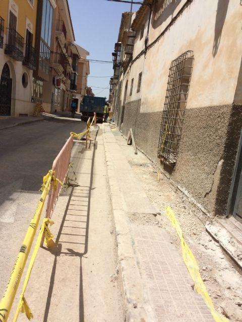 Se adjudica el contrato de las obras de pavimentación y renovación de las redes de abastecimiento de agua potable y saneamiento de las calles Cánovas del Castillo y Cañada Zamora hasta la calle del Barco - 4, Foto 4