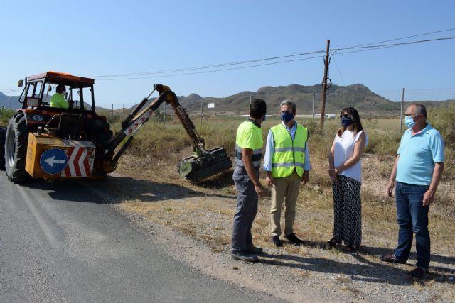 Mejoran la visibilidad de todas las carreteras regionales que discurren por Mazarrón - 2, Foto 2
