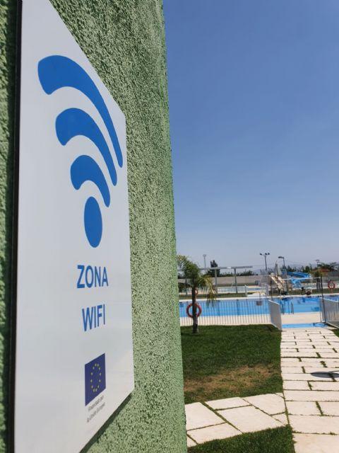 El Ayuntamiento de Puerto Lumbreras pone en marcha 12 puntos de acceso Wifi gratuito en espacios y centros públicos - 1, Foto 1