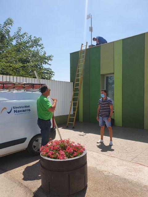 El Ayuntamiento de Puerto Lumbreras pone en marcha 12 puntos de acceso Wifi gratuito en espacios y centros públicos - 2, Foto 2