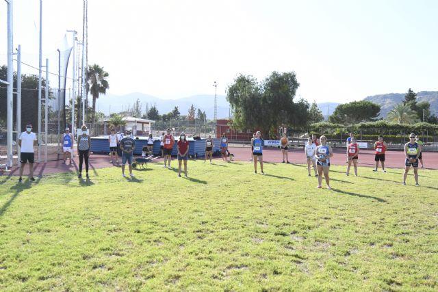 Gran fin de semana de lanzamientos en la Pista de Atletismo Antonio Peñalver Asensio - 1, Foto 1