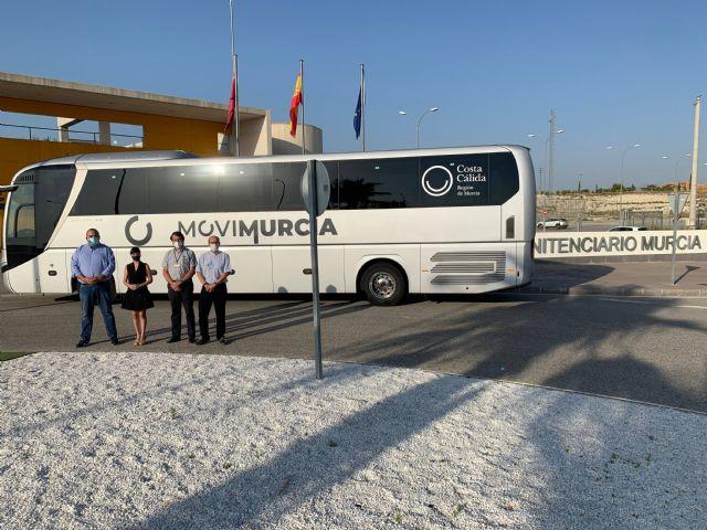 Nuevo servicio de autobús al centro penitenciario de Campos del Río - 1, Foto 1
