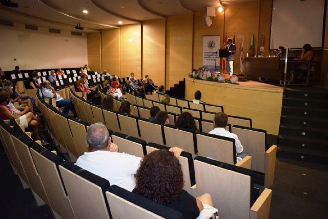 Mazarrón celebra una interesante jornada con información completa sobre la covid-19 relacionada con la seguridad laboral, Foto 2