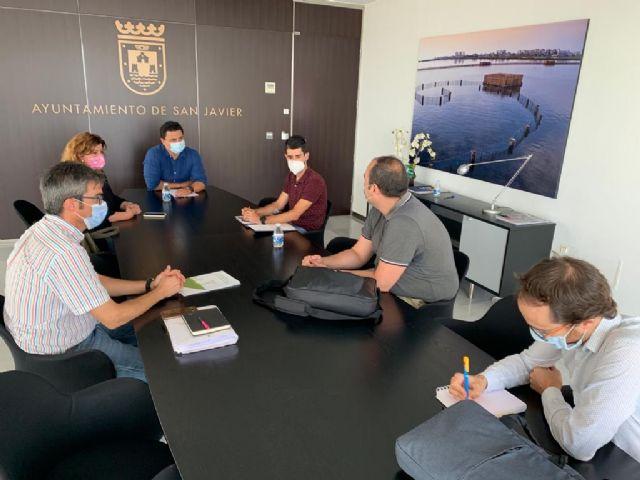 Un nuevo proyecto de interconexión eléctrica mejorará el suministro a la zona norte de La Manga del Mar Menor - 1, Foto 1