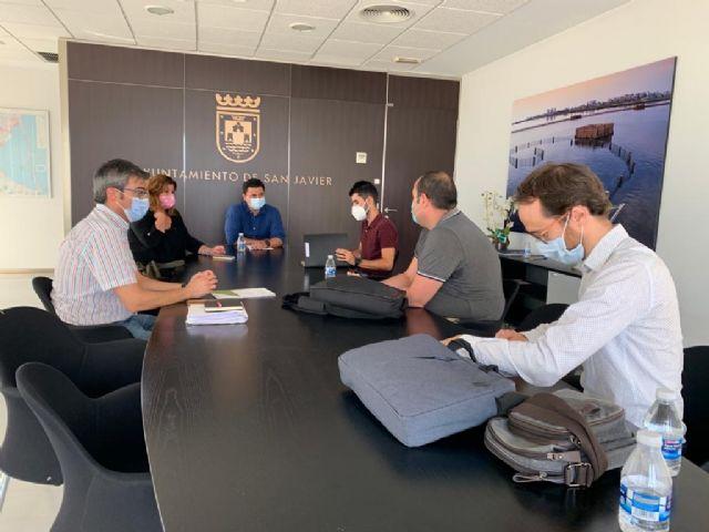 Un nuevo proyecto de interconexión eléctrica mejorará el suministro a la zona norte de La Manga del Mar Menor - 4, Foto 4