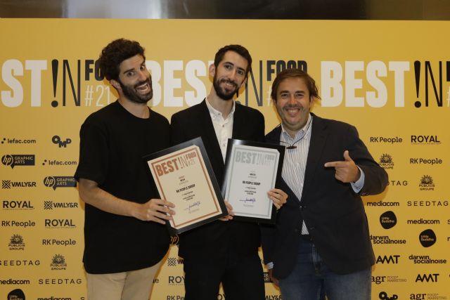 La creatividad de El Pozo Alimentación tiene premio, Foto 1