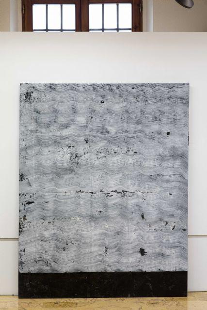 El valenciano Adrián Jorques gana el XXI Premio de Pintura de la Universidad de Murcia - 2, Foto 2