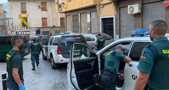La Guardia Civil esclarece en Cieza un caso continuado de delito de odio - 1, Foto 1
