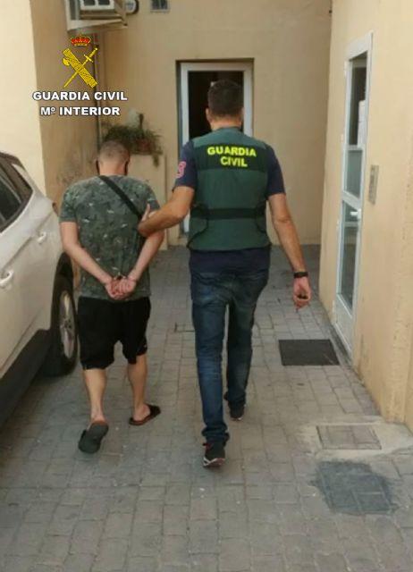 La Guardia Civil detiene a dos vecinos de Lorca por el robo en una vivienda - 2, Foto 2
