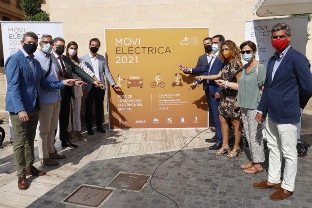 Murcia acogerá en septiembre la mayor feria de movilidad eléctrica de España - 4, Foto 4