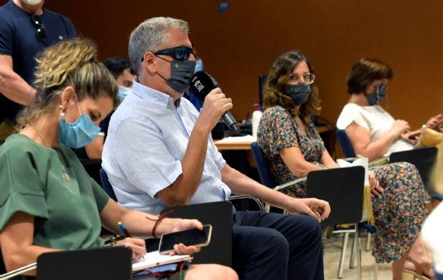 El Ayuntamiento constituye un nuevo grupo motor  encargado de la evaluación del Plan Municipal de Accesibilidad - 5, Foto 5