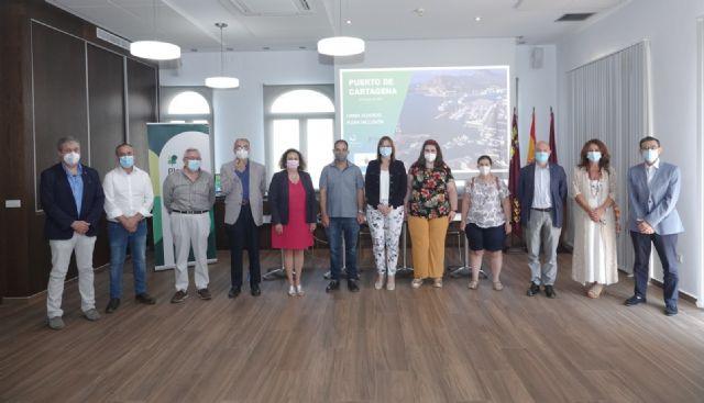 Autoridad Portuaria y Plena Inclusión firman un acuerdo para la formación de prácticas a personas con discapacidad intelectual - 2, Foto 2